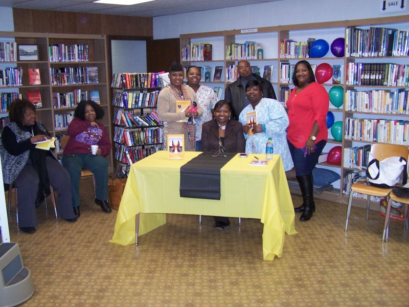 Anita Berry's Book Signing